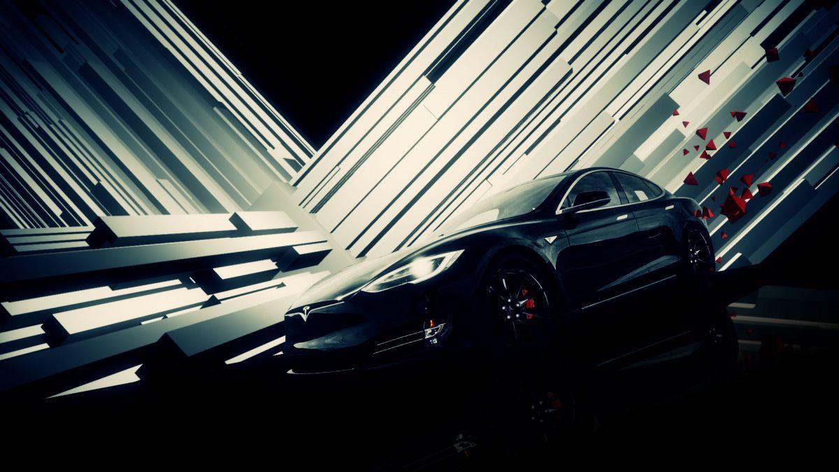 Image: Tesla Model S 01