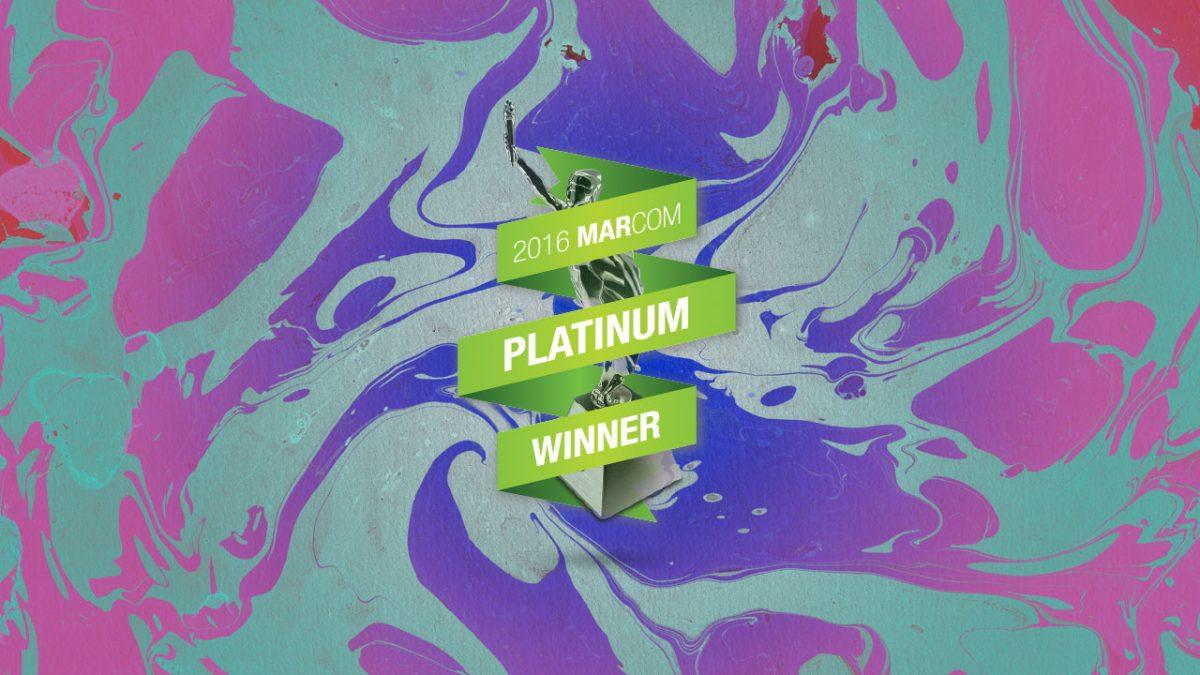 Image: MarCom Award