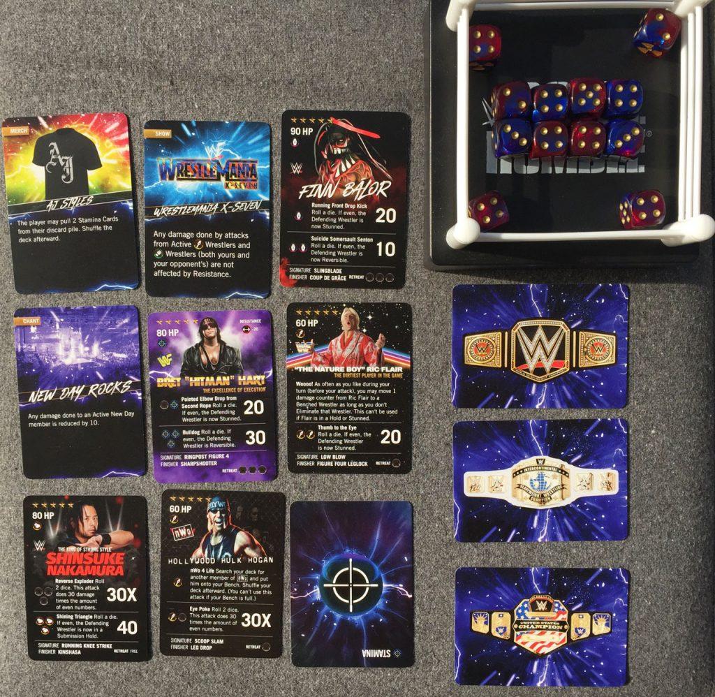 Photo: WWE: TCG 01