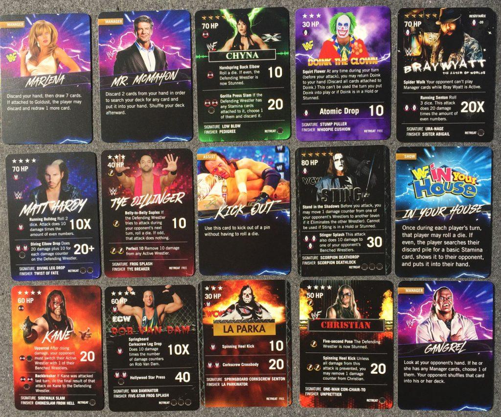 Photo: WWE: TCG 09